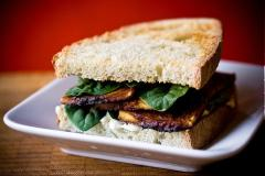 Bánh sandwich chay