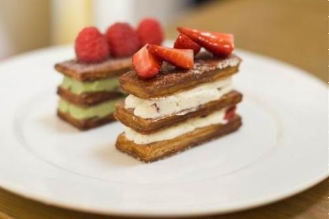 Bánh Mille feuille