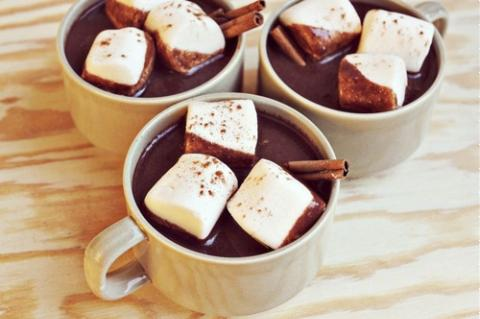 Sữa Chocolate quế