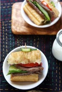 Sandwich quẩy