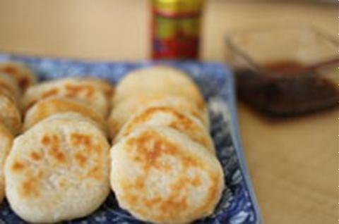 Bánh Mochi chay