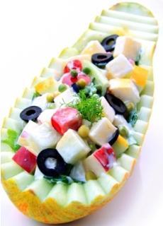 Salad dưa gang