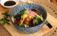 Cơm lươn kiểu Nhật