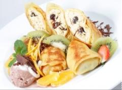 Bánh Blini phô mai
