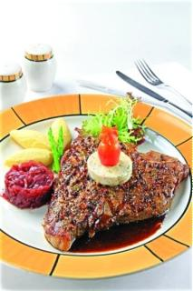 Thịt bò Mỹ đút lò