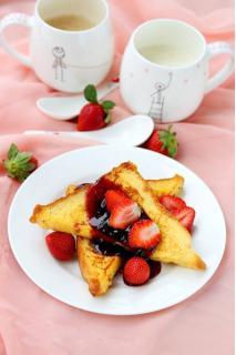 Bữa sáng kiểu Pháp