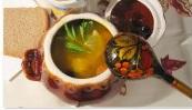 Soup solyanka của Nga