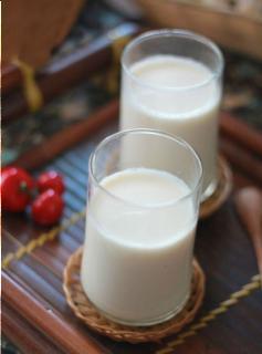 Sữa gạo kiểu Hàn