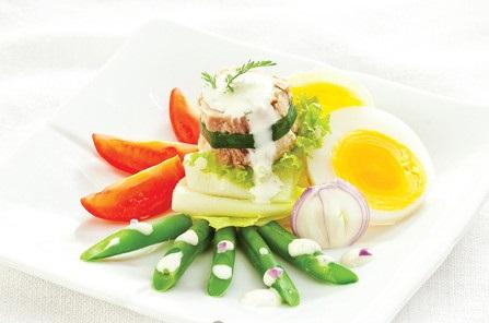 Salad Cầu vòng