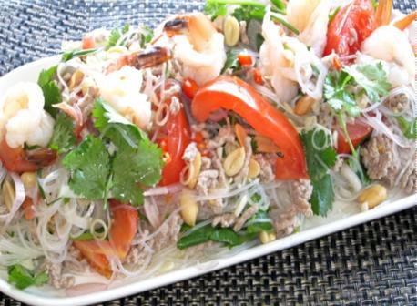 Miến Salad
