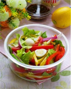 Salad sắc màu