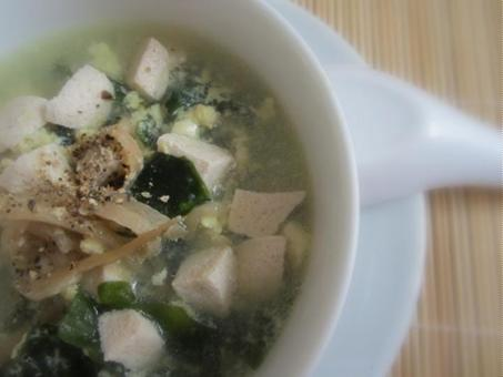 Soup chay