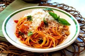 Spaghetti cà chua