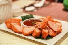 Bánh tôm kiểu Thái