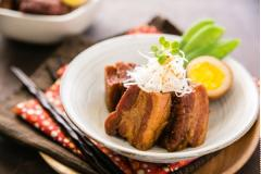 Thịt kho trứng kiểu Nhật