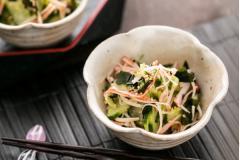 Salad dưa leo kiểu Nhật