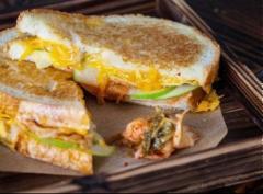 Sandwich kim chi