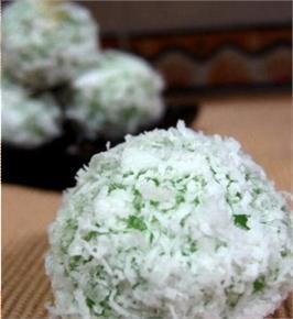 Bánh khoai lang cơm dừa