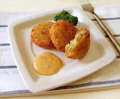 Bánh khoai tây chiên