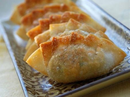 Bánh Mandu chiên kiểu Hàn