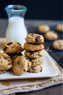 Bánh quy chuối dừa