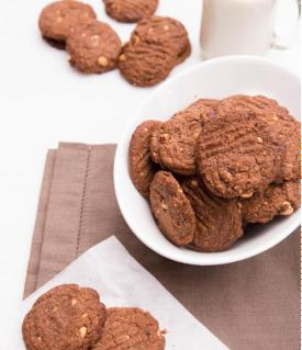 Bánh quy hạt dẻ
