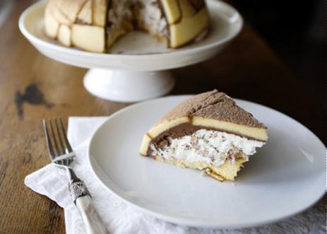 Bánh Zuccotto
