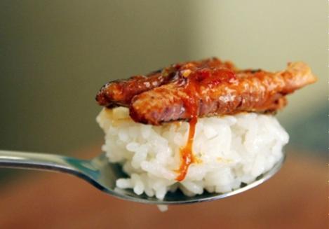 Cá thu đao om cay nóng kiểu Hàn