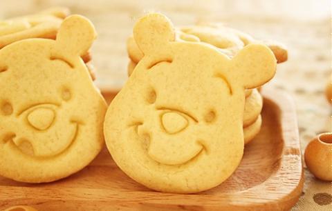 Bánh quy hình gấu