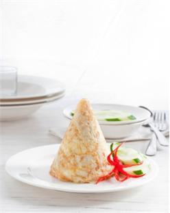 Cơm cà ri gà kiểu Thái