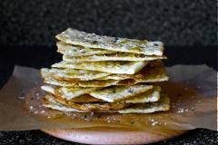 Bánh mì nướng mật ong hương thảo