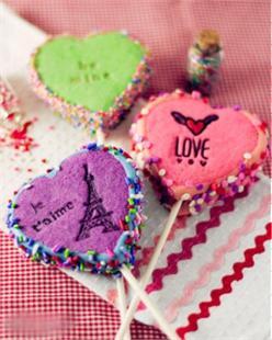 Cookies Tình Yêu