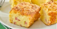 Bánh gato khoai tây