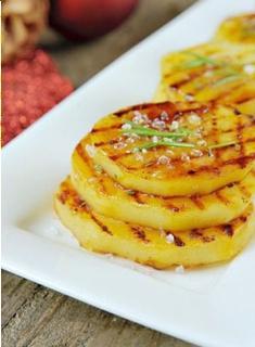 Khoai tây nướng mật ong sốt chanh
