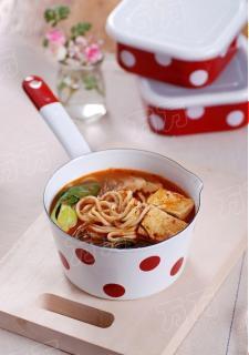 Lẩu mỳ Kim chi