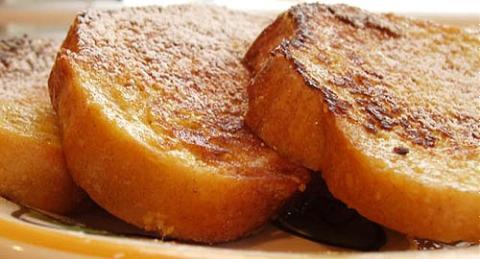 Bánh mì rán