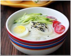 Mỳ lạnh kiểu Hàn