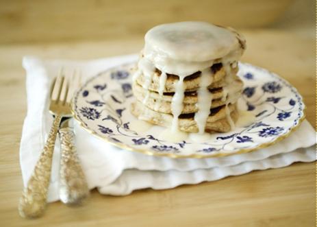 Pancake Quế