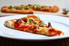 Pizza kim chi