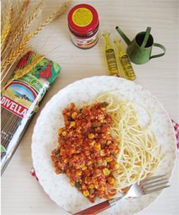 Spaghetti Ngô