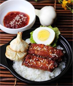 Sườn nướng cay kiểu Hàn