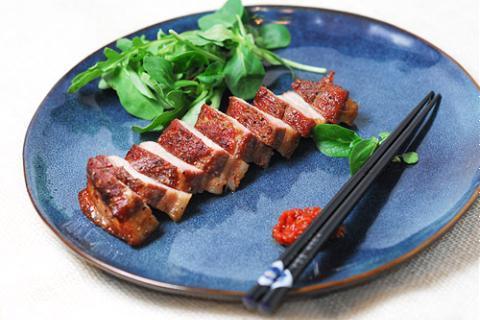 Thịt ba chỉ nướng kiểu Hàn