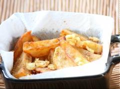Khoai tây rán tẩm ngũ vị hương