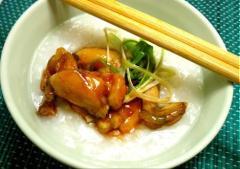 Cháo ếch kiểu Việt Nam