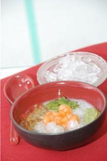 Chè trân châu cốt dừa