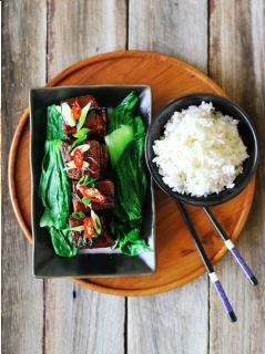 Thịt kho Đông Pha