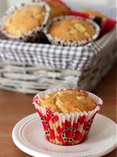 Muffin táo quế