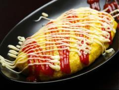 Trứng cuộn cơm kiểu Nhật