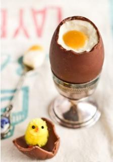 Trứng giả