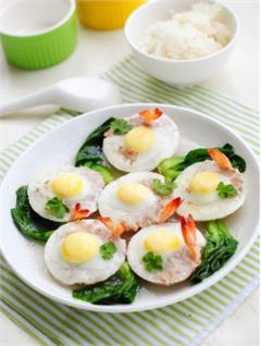 Trứng tôm